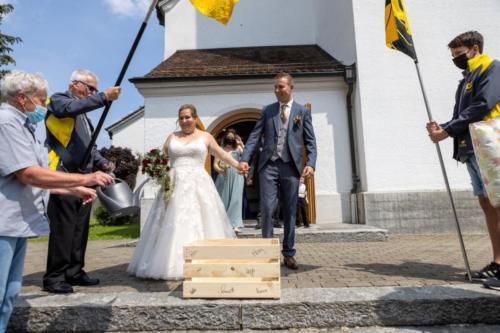Hochzeit Dominic & Monika